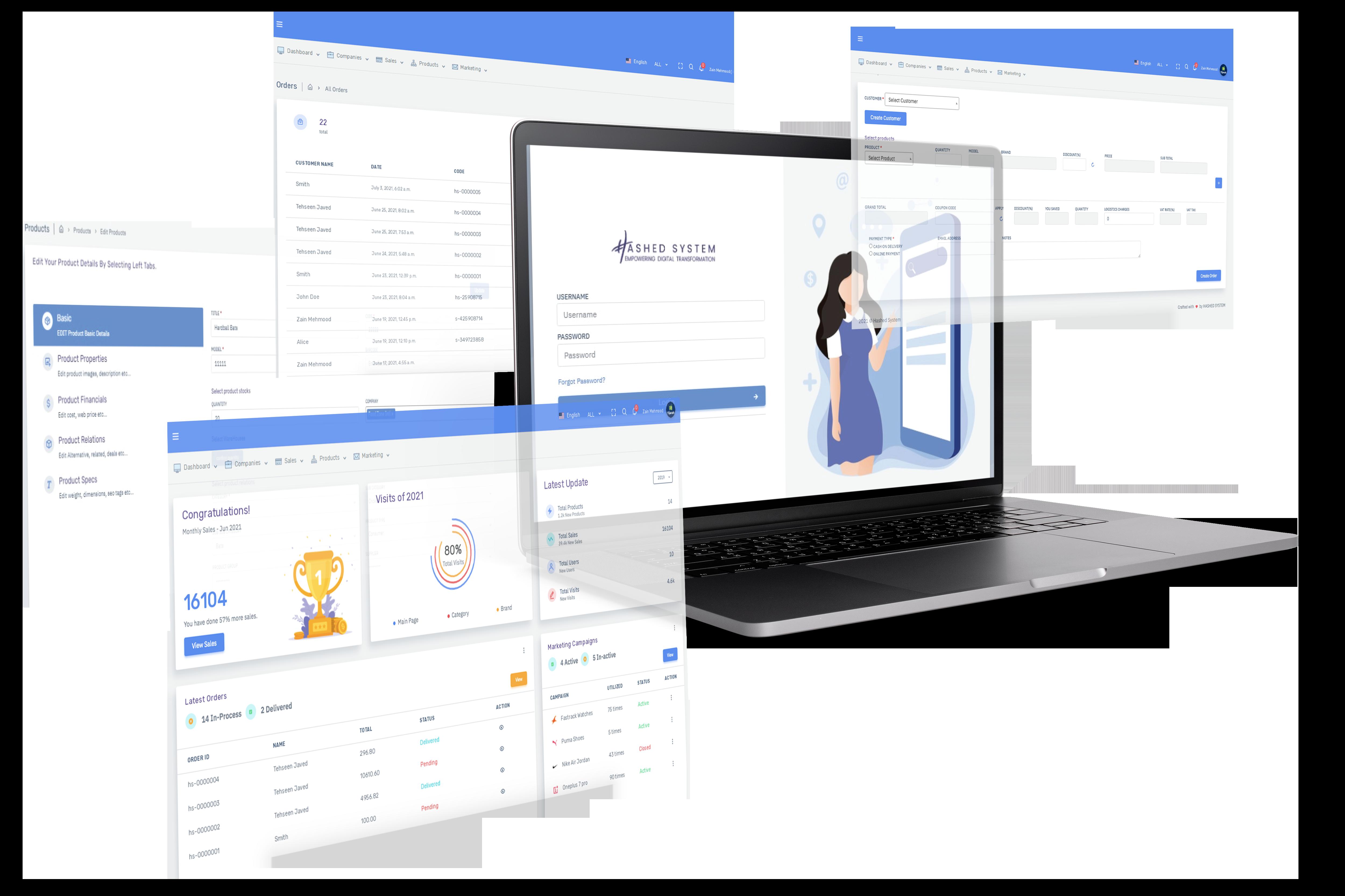 Tijarah -  best e-commerce solution